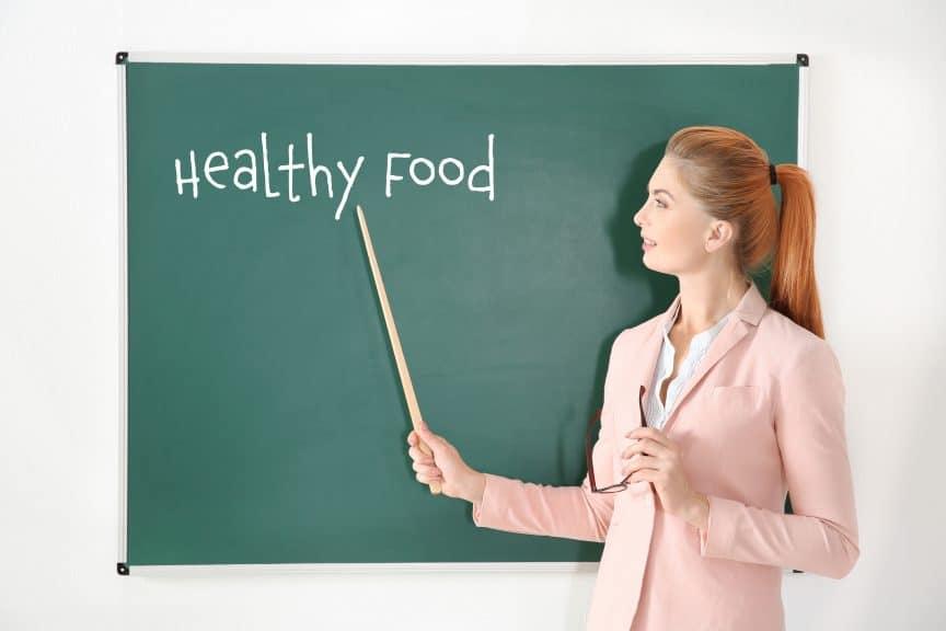 comprendre l'alimentation